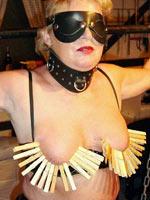Amateur submissives