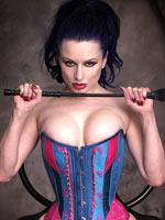 Pornstar in corset solo gallery