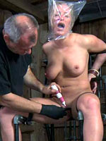 Sarah Blake trained and agonizing