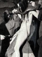 Medieval torture scenes