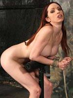 Emily in hard bondage