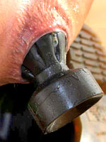 Grenade-like butt plugs