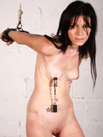 Karen gets her first bondage session
