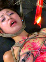 Japanese filial girl tortured