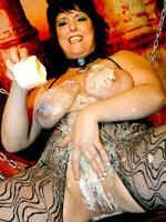 Rene likes kinky sex